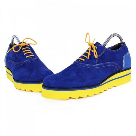 Pantofi Barbati din PIELE Naturala 100% cod: MF14