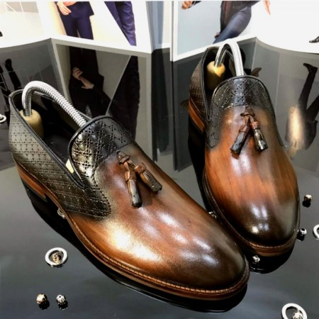Pantofi Barbati din PIELE Naturala 100% cod: TG24