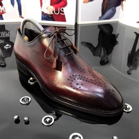 Pantofi Barbati din PIELE Naturala 100% cod: TG33