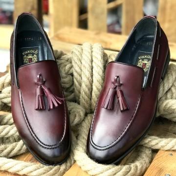 Poze Pantofi Barbati din PIELE Naturala 100% cod: TK10