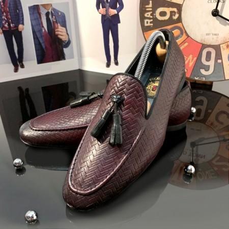 Poze Pantofi Barbati din PIELE Naturala 100% cod: TK35