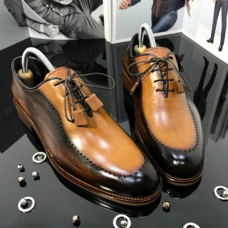Poze Pantofi Barbati MARO din PIELE Naturala 100% cod: TG28