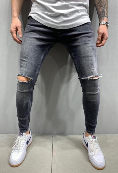 Blugi Barbati Slim-Fit MODEL 2020 COD: BG687