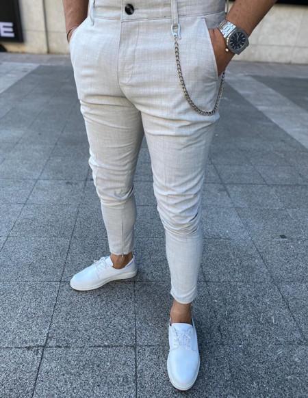 Pantaloni Barbati Casual Model 2021 COD: PB266
