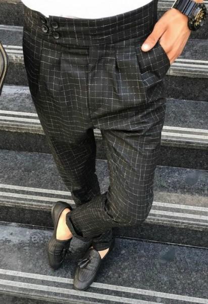 Poze Pantaloni Casual Model 2018 COD: PB216