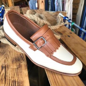 Poze Pantofi Barbati din PIELE Naturala 100% cod: 130BEJ