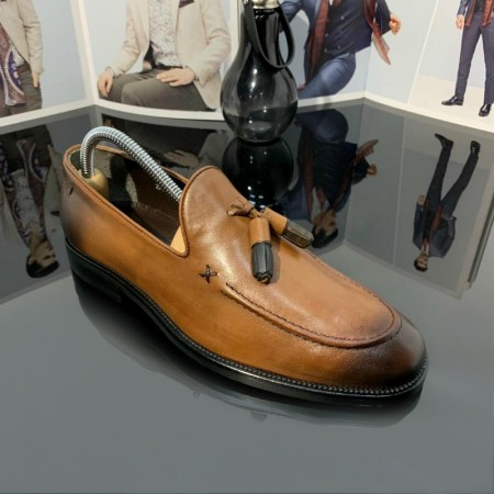 Pantofi Barbati din PIELE Naturala 100% cod: DV24