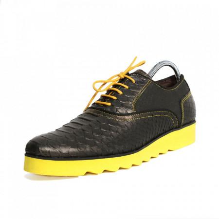 Poze Pantofi Barbati din PIELE Naturala 100% cod: MF25