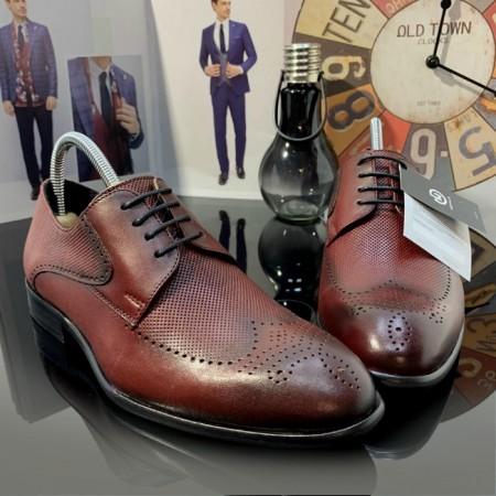 Poze Pantofi Barbati din PIELE Naturala 100% cod: NVM29