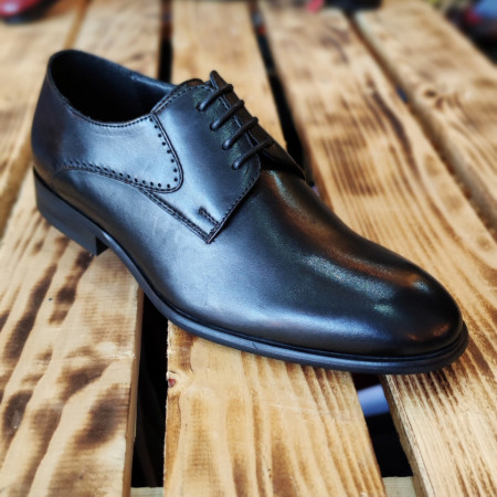 Pantofi Barbati din PIELE Naturala 100% cod: NVM33