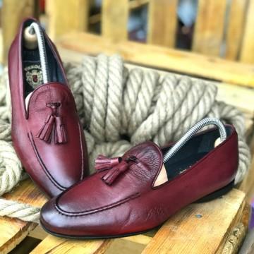 Pantofi Barbati din PIELE Naturala 100% cod: TK12