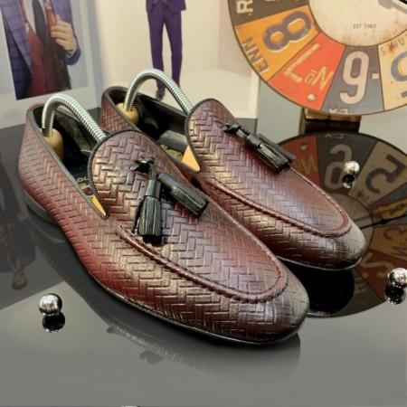 Pantofi Barbati din PIELE Naturala 100% cod: TK35