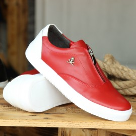 Poze Pantofi Sport din PIELE Naturala 100% cod: 244R