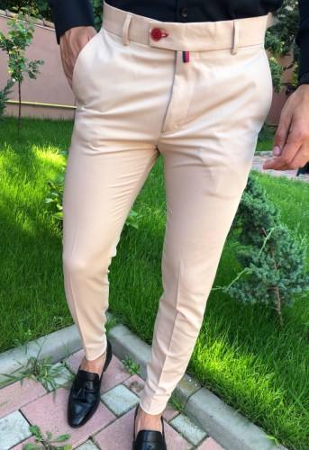 Poze Pantaloni Casual Model 2018 COD: PB197