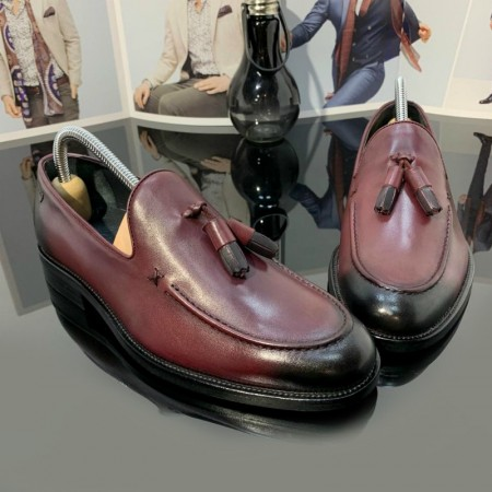 Poze Pantofi Barbati din PIELE Naturala 100% cod: DV07