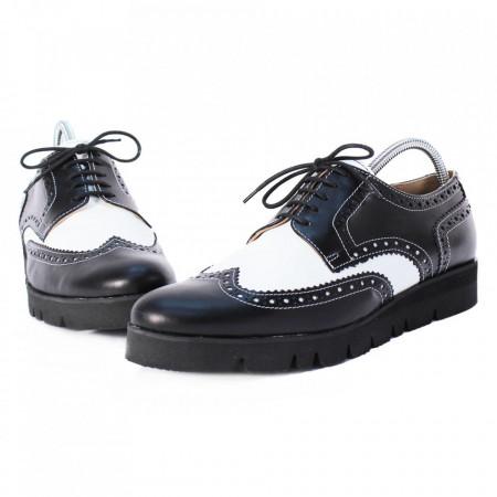 Pantofi Barbati din PIELE Naturala 100% cod: MF16