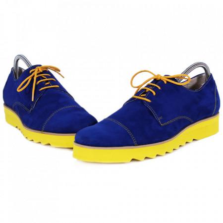 Pantofi Barbati din PIELE Naturala 100% cod: MF21