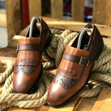 Poze Pantofi Barbati din PIELE Naturala 100% cod: TK04
