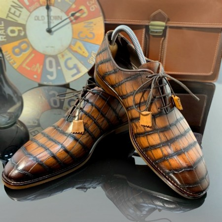 Pantofi Barbati MARO din PIELE Naturala 100% cod: TG30
