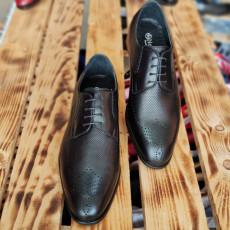 Pantofi Barbati din PIELE Naturala 100% cod: NVM38