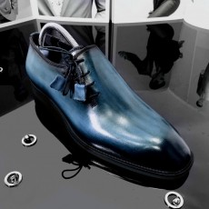 Pantofi Barbati din PIELE Naturala 100% cod: TG42