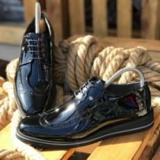 Pantofi Barbati din PIELE Naturala 100% cod: TK26