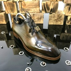 Pantofi Barbati MARO-VERNIL din PIELE Naturala 100% cod: TG26