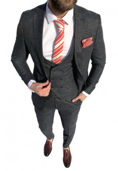 Costum Office 3 Piese Model 2021 LIMITED EDITION cod: CTB436