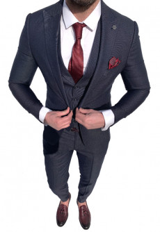 Costum Office 3 Piese Model 2021 LIMITED EDITION cod: CTB452
