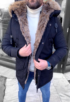 Geaca Barbati de Iarna Bleomarin cod: GB518