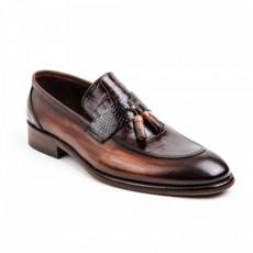 Pantofi Barbati din PIELE Naturala 100% cod: TG59
