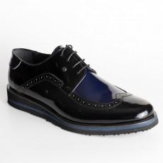 Pantofi Barbati din PIELE Naturala 100% cod: TK43