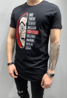 Tricou Casual Barbati MODEL 2020 cod: TR113