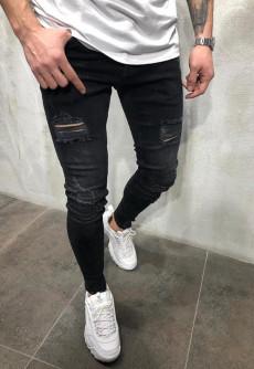 Blugi Barbati Slim-Fit MODEL 2020 COD: BG622