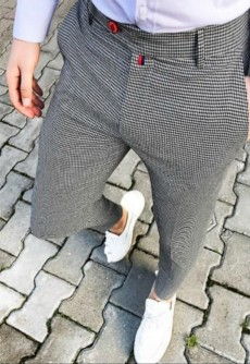 Pantaloni Barbati Casual Model 2019 COD: PB232 TRANSPORT GRATUIT !!!