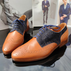 Pantofi Barbati din PIELE Naturala 100% cod: MF32