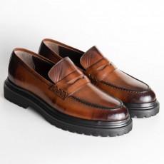 Pantofi Barbati din PIELE Naturala 100% cod: TK44