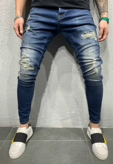 Blugi Barbati Slim-Fit MODEL 2020 COD: BG615