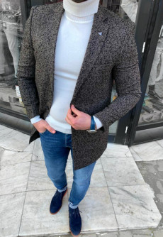 Palton Barbati de Primavara Cod: PT04