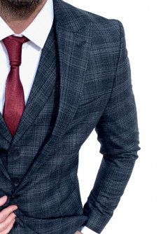 Costum Office 3 Piese Model 2021 LIMITED EDITION cod: CTB453
