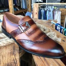 Pantofi Barbati din PIELE Naturala 100% cod: 126M
