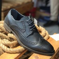 Pantofi Barbati din PIELE Naturala 100% cod: NVM18
