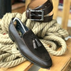 Pantofi Barbati din PIELE Naturala 100% cod: TK01