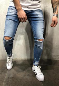 Blugi Barbati Slim-Fit MODEL 2020 COD: BG623