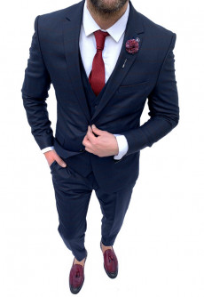 Costum Office 3 Piese Model 2021 LIMITED EDITION cod: CTB454