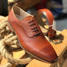Pantofi Barbati din PIELE Naturala 100% cod: nvm15