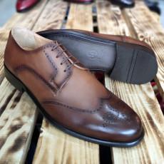 Pantofi Barbati din PIELE Naturala 100% cod: NVM47