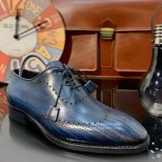 Pantofi Barbati din PIELE Naturala 100% cod: TG32