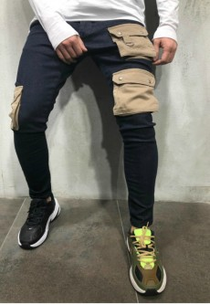 Blugi Barbati MODEL Slim COD: BG466