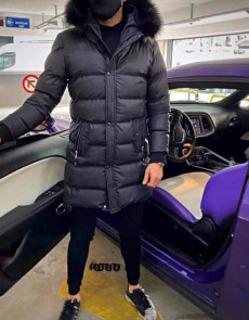 Geaca Barbati PARKA de Iarna model 2021 cod: GB624